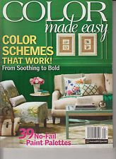 Color Made Easy - 2013