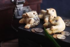 Fantastic Beasts And Where to Find Them Jacob Kowalski's Niffler Bread Recipe