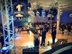 Premiação Top Of Mind 2015 em Campos Gerais-MG