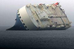 Horrifying. #strandedship #spooky
