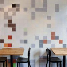 Renovatie jaren 60 badkamer emmeloord tegels op de vloer zijn van mosa colors funny - Mozaiek del sur ...