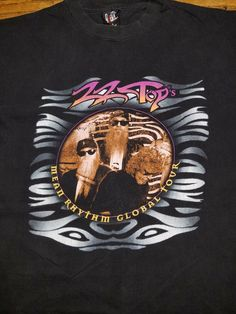 2XL ZZ TOP Hoodie Adult New MENS THE BOYS IN BLACK ROCK N ROLL Sizes SM