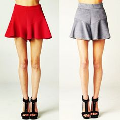 #FLARED #SKORTS #HIGH #WAISTED #FUSCHIA #GREY #WOOL #GETIT WWW.SHOPPUBLIK.COM #PUBLIK #SHOPPUBLIK #CUTE #CHIC #HOT #TRENDY #SEXY #COMFY #CLASSY #FASHIONISTA #FASHIONFEEN #FASHIONTREND #FASHIONFORWARD #FALLFASHION #TRENDSETTER #OUTFITINSPIRATION #BEST #NEW #ARRIVALS #OOTD #SWAG #STREETSTYLE
