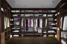Giyinme odası modelleri