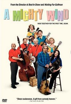 """A Mighty Wind"", mockumentary film by Christopher Guest (USA, 2003)"