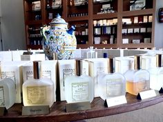 Find out why Santa Maria Novella perfumes, fragrances and cosmetics from Florence, Italy are causing an aroma craze in Los Angeles.