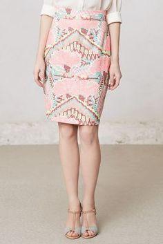 Daksha Stitched Skirt