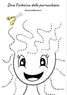 Preschool Cutting Practice, Cutting Activities, Class Activities, Craft Activities For Kids, Preschool Activities, Emotions Preschool, Preschool Prep, Preschool Lessons, Preschool Learning