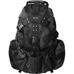 The Oakley Icon backpack.