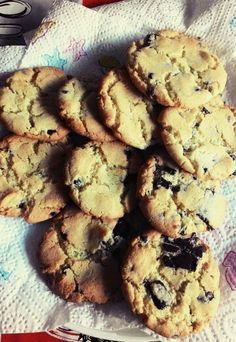 Home made cookies. .... giusto una cosetta così :)