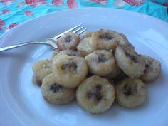My Paleo CrockPot: Paleo Crockpot Bananas Foster