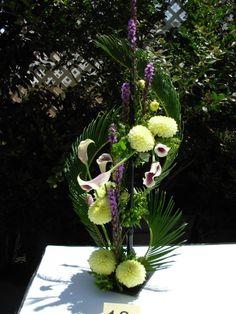 Clever floral design