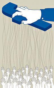 Techno ©: 'The Social Media Epidemic' [{'Life Under Digital Dominance' - A great series of articles in NY Times about the downsides of digital media. Satire, Sketch Manga, Digital Foto, Art Postal, Satirical Illustrations, Political Art, Humor Grafico, Art Graphique, Grafik Design