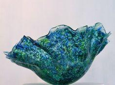 """""""Marine Form"""" shell bowl"""