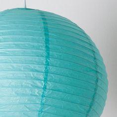 Suspension boule japonaise en papier diamètre 40cm Baoji Inspire port offert