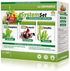 Perfect Plant System Set für 1.600l
