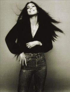 Cher in the 70's