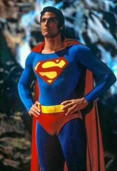 Superman Photos, Superman Love, Superman Artwork, Superman Family, Batman Vs Superman, Batman Art, Dc Comics Heroes, Comic Book Heroes, Christopher Reeve Superman