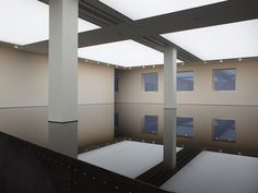 RICHARD WILSON 20:50  Site Specific Oil Installation: 1987, used sump oil and steel. Saw this at the Saatchi Gallery last fall. It was stunning. Loved hearing the gasps of other people -- as well as my own -- as we figured out what it was. The oil was so reflective that it really was confusing at first.