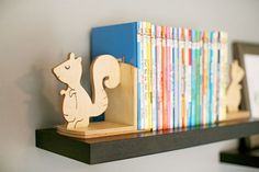i adore these book ends and i love that they have all the dr. suess books too!