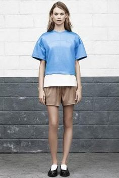 T by Alexander Wang S/S 14 Lookbook (Alexander Wang)