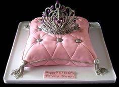 A cake for a princess.