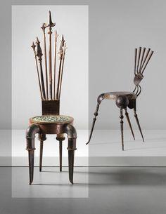 Tom Dixon chair.