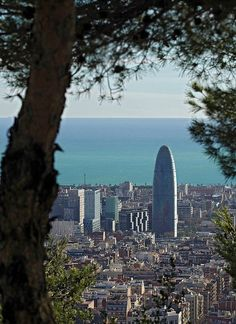 Excursions in Barcelona, Costa Brava Catalunya; Apartments in Barcelona. The best sightseeing tours in Barcelona and Catalonia. Barcelona City, Barcelona Catalonia, Barcelona Travel, Places To Travel, Places To See, Parc Guell, Roman City, Spain And Portugal, Europe