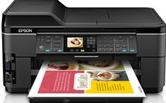 Epson WorkForce WF-7510 All-in-One Printer Price