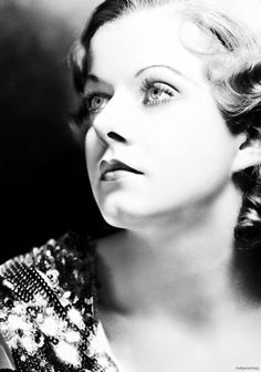 """Jean Harlow...KC native and film actress known as the """"Original Blonde Bombshell"""