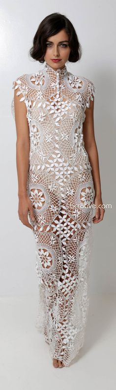 Top 12 Picks from Norma Kamali Spring Summer 2013 Ready To Wear Collection
