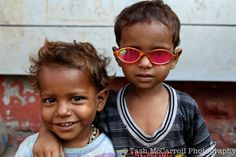 tashmccarroll:    New shades & a smile, Bombay India