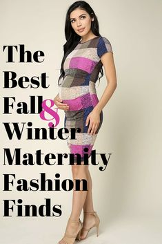 We found the best fall and winter maternity fashion clothing and let you know where you can score these cute outfits on a budget. Including dresses, work outfits, casual outfits and more. Maternity Work Clothes, Winter Maternity Outfits, Fall Maternity, Stylish Maternity, Pregnancy Outfits, Maternity Dresses, Maternity Fashion, Pregnancy Fashion Winter, Winter Fashion