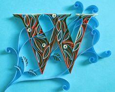 paper+ typography by sabeena karnik, via Behance