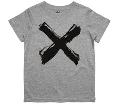 El Cheapo Black X Youth Grey Marle T-Shirt