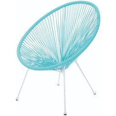 Enquire About the Bahama Chair Turquoise Online
