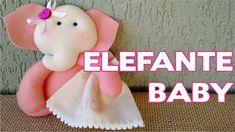 Elefante Baby - Passo a Passo