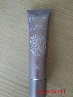 Sassys World: Benecos Natural BB Cream from @mypurebeauty  #bbloggers #natural