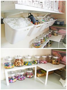 For the craftsroom. I love her site, wish I could read it. it's in russian. Organization, Craft Rooms, Studio, Organize, Crafts, Craft Ideas, Future, Home Decor, Game Room