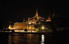 Chao Phraya River Cruises (Bangkok-Ayutthaya-Bangkok) by Grand Pearl Cruises - Full Day Tour with transfer from/to hotel    Be enchanted over lunch or dinner as you enjoy our Thai and international buffet. Whether sipping on a cocktail prepared by one of our world-class bartenders or treating yourself to some wine sourced from a select group of e...