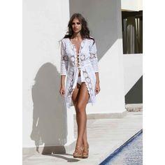Melissa Odabash Shirley Cover Up. #Swimwear #Beachstyle #Coverup  opheliaswimwear.com