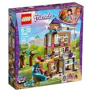 Superb LEGO 41340 Friends Heartlake Friendship House Building Set Now at Smyths Toys UK. Shop for LEGO Friends At Great Prices. Lego Disney, Friendship House, Friend Friendship, Lego Ninjago, Lego Duplo, Lego City, Legos, Present Christmas, Van Lego