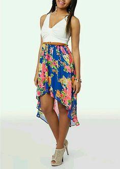 a591e95e45 20 Best Floral maxi skirt outfit images | Maxi skirts, Dress skirt ...