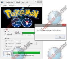 Pokemon Go Cheats Hack