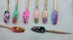 ma formation nail art de detail et one stroke avec @tartofraise en septembre