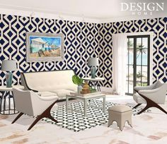 Go Coastal In Venice, Fl Home Design Design - Qoster Outdoor Sofa, Outdoor Furniture Sets, Outdoor Decor, Design Home App, House Design, Design Homes, Design Design, Design Ideas, Neutral Colour Palette