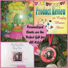 Crafty Moms Share: The Perfect Gift for a Child: Personalized books #iseeme #personalizedbooks #holidaygifts