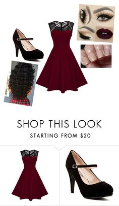 """""""Untitled #765"""" by pooka515 on Polyvore featuring OPI"""