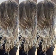 Color upgrade! Stunning blonde balayage.   ANiU Salon & Spa   Madison   Middleton   WI   #HairByMorgan