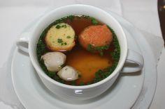 Hochzeitssuppe (wedding soup), Germany